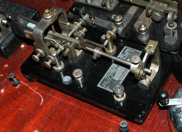 Vibroplex midget patents