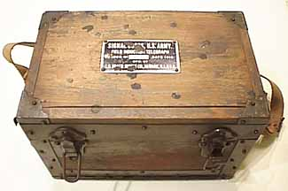 American military telegraph keys telegraph sci instrument museums field induction telegraph order no 80191 date 1918 mfd by lsach supply co newark njusa this set contains a polarized sounder and induction asfbconference2016 Choice Image