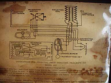American military telegraph keys telegraph sci instrument museums 8010d a closer view of the schematic diagram22kb asfbconference2016 Choice Image
