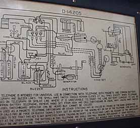 American military telegraph keys telegraph sci instrument museums 8040c a view of the schematic wiring diagram 22kb asfbconference2016 Choice Image