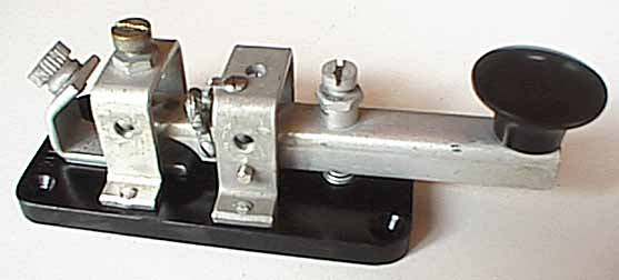 CANADIAN MILITARY TELEGRAPH KEYS - TELEGRAPH & SCI INSTRUMENT MUSEUMS